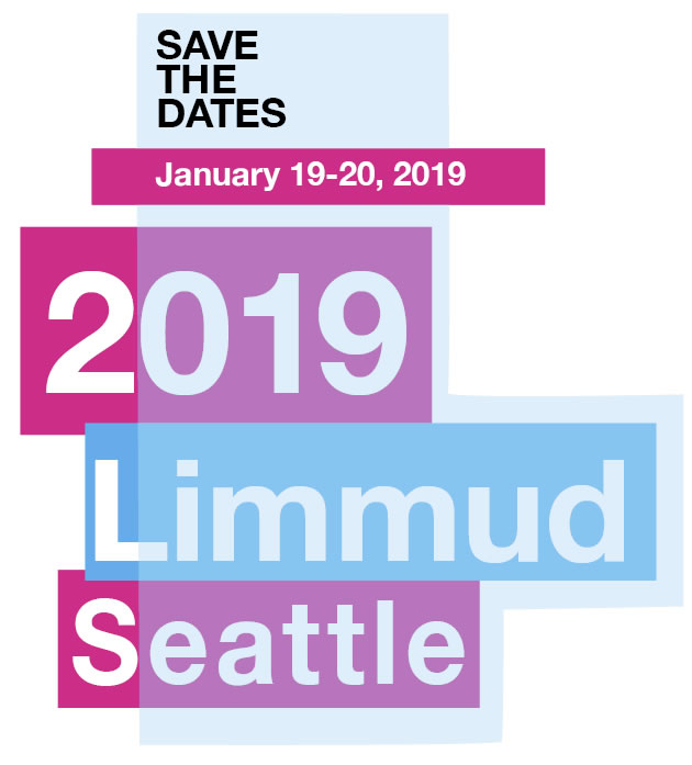 Save the date for Limmud Seattle 2019: January 19-20, 2019