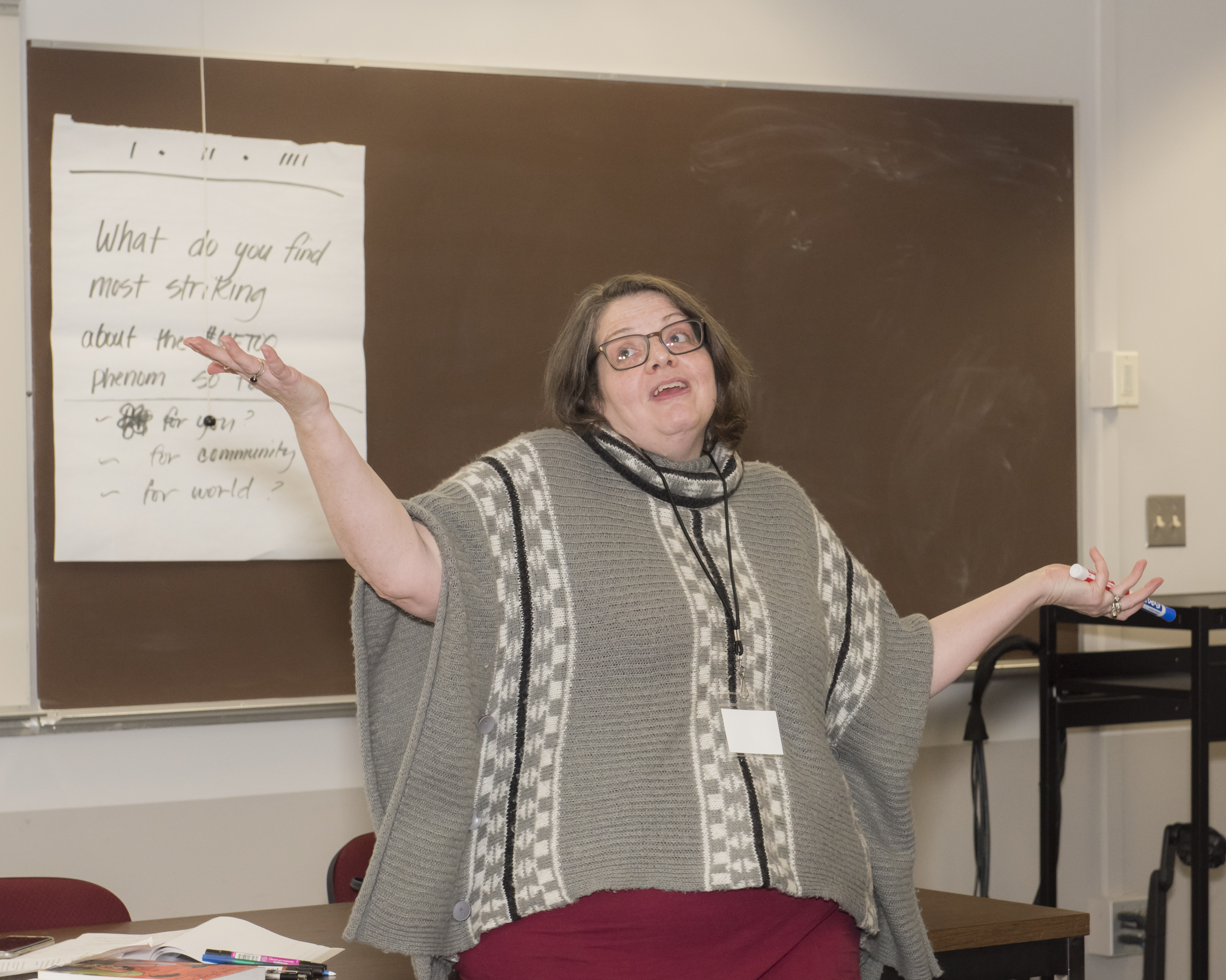 Limmud Seattle 2018 photo by Meryl Alcabes Photography