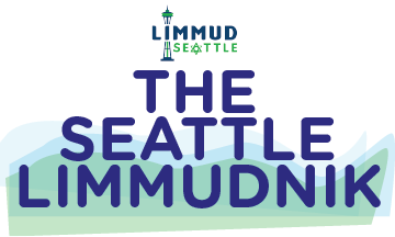 The Seattle Limmudnik logo
