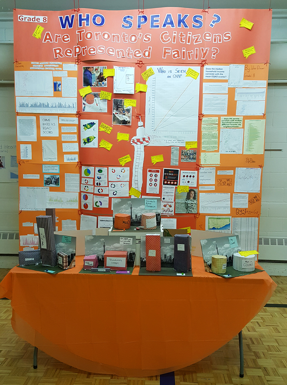 2016 Social Justice Data Fair