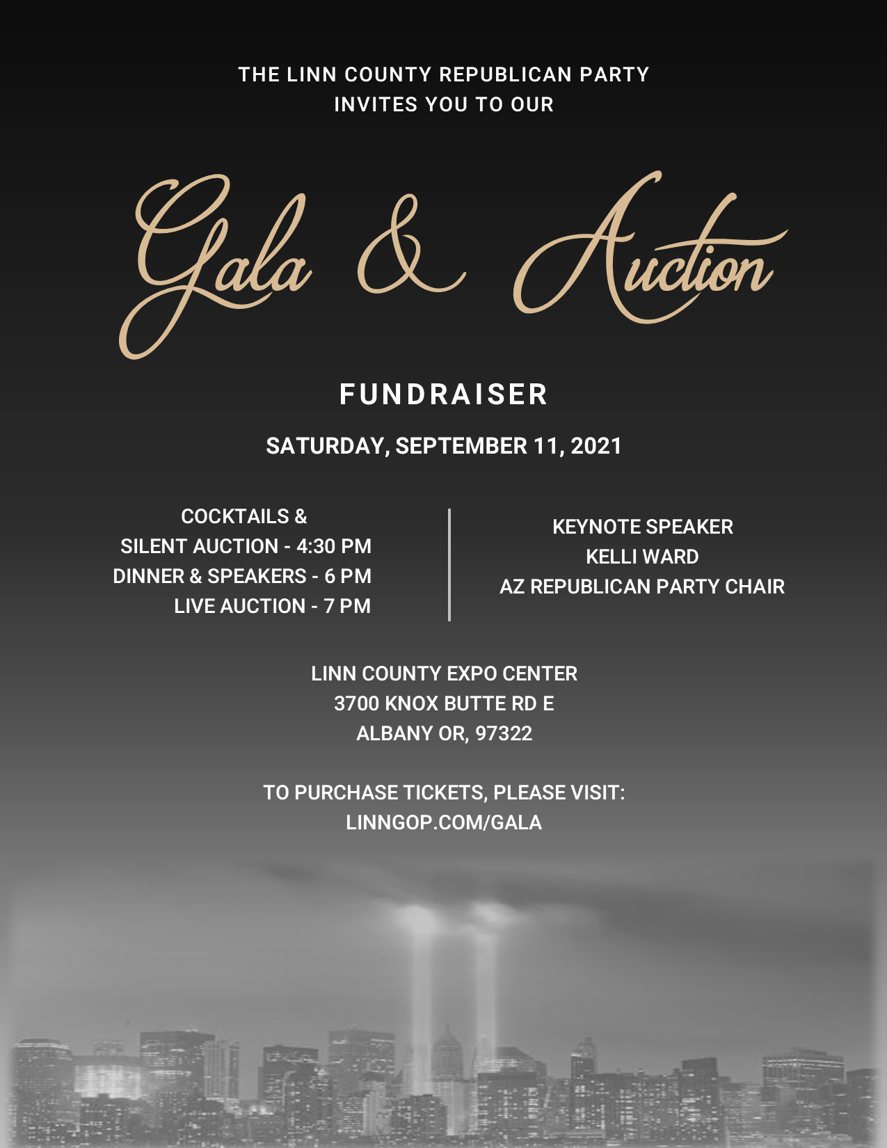 Gala Invite