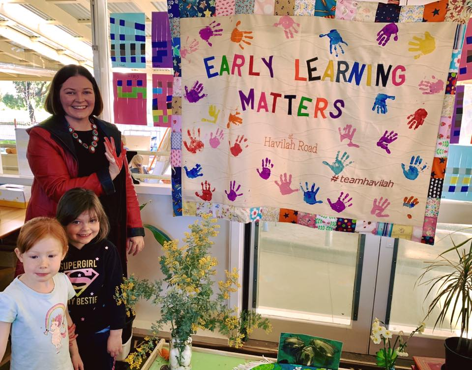 Liberals must commit to preschool funding this Early Learning Matters Week