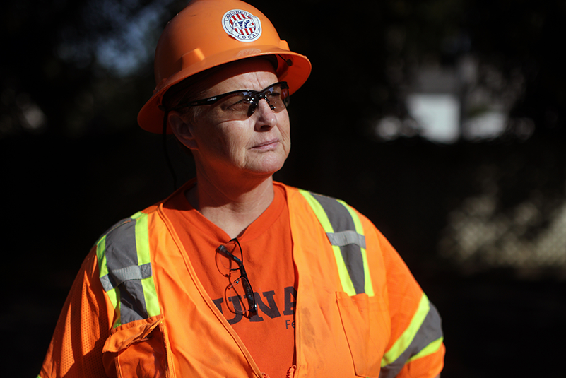 If Laborers vote, Laborers win. By putting political candidates that represent the Laborers in office, it's better for us. That's why I vote. And that's why I ran for office -- and won. | Linda Boniface, Local 472 member