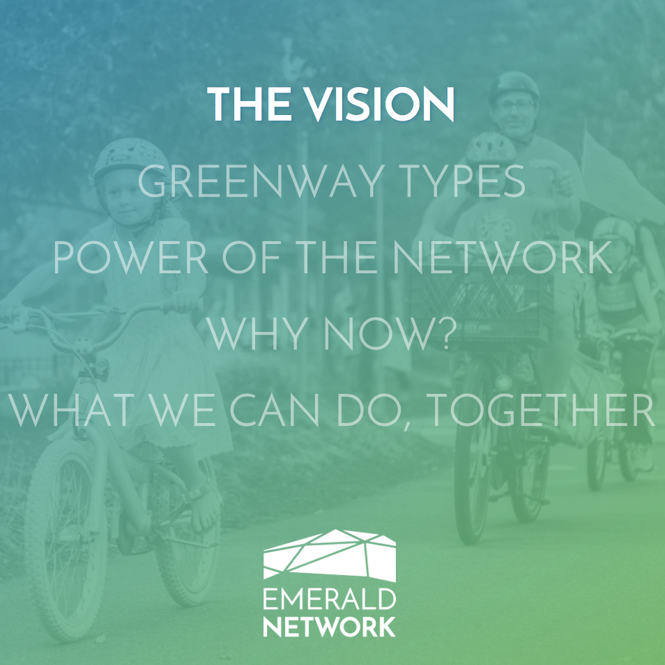 A graphic from the Emerald Network Introduction