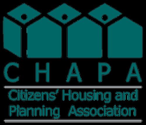 CHAPA (Citizen's Housing and Planning Association) logo