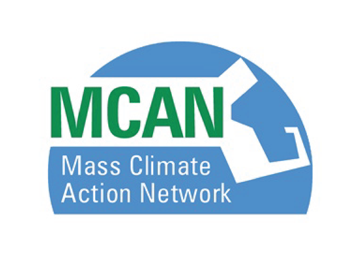 Mass Climate Action Network (MCAN) logo