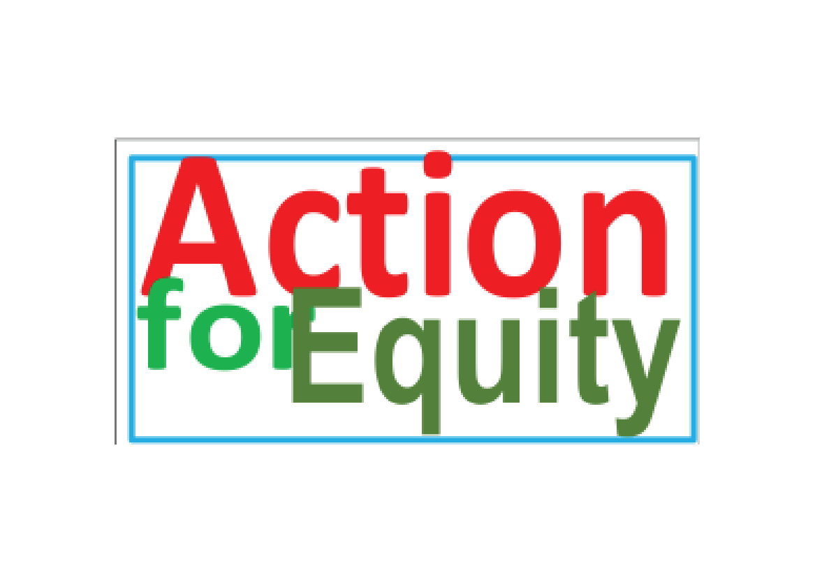 Action for Equity logo