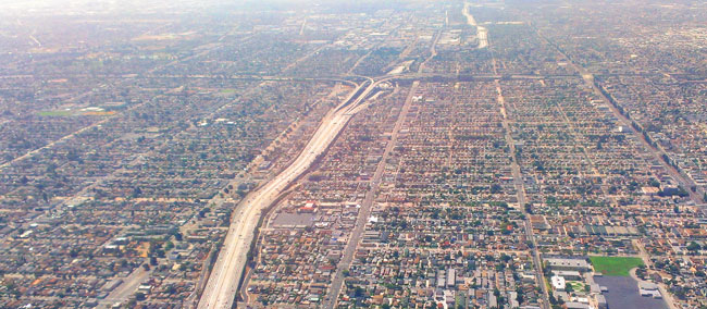 South-Los-Angeles-110-and-105-freeways-Aerial-view-from-north-August-2014.jpg