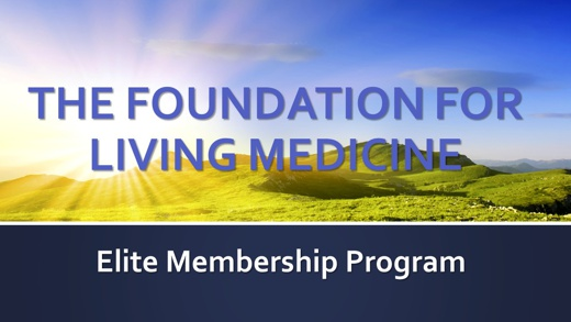 Foundation for Living Medicine Membership Program