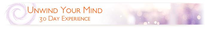 Unwind Your Mind Banner