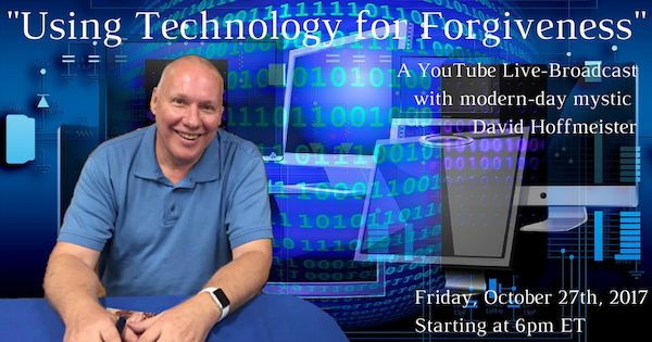 Using Technology for Forgiveness with David Hoffmeiser
