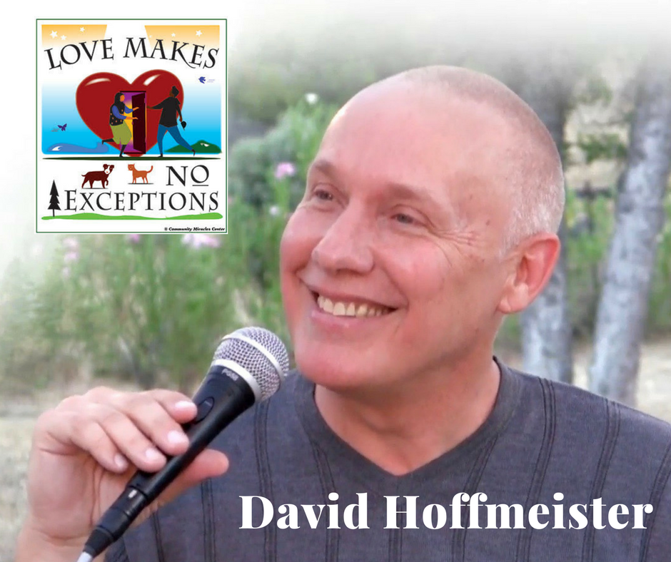 Join David at the 2018 ACIM Conference!