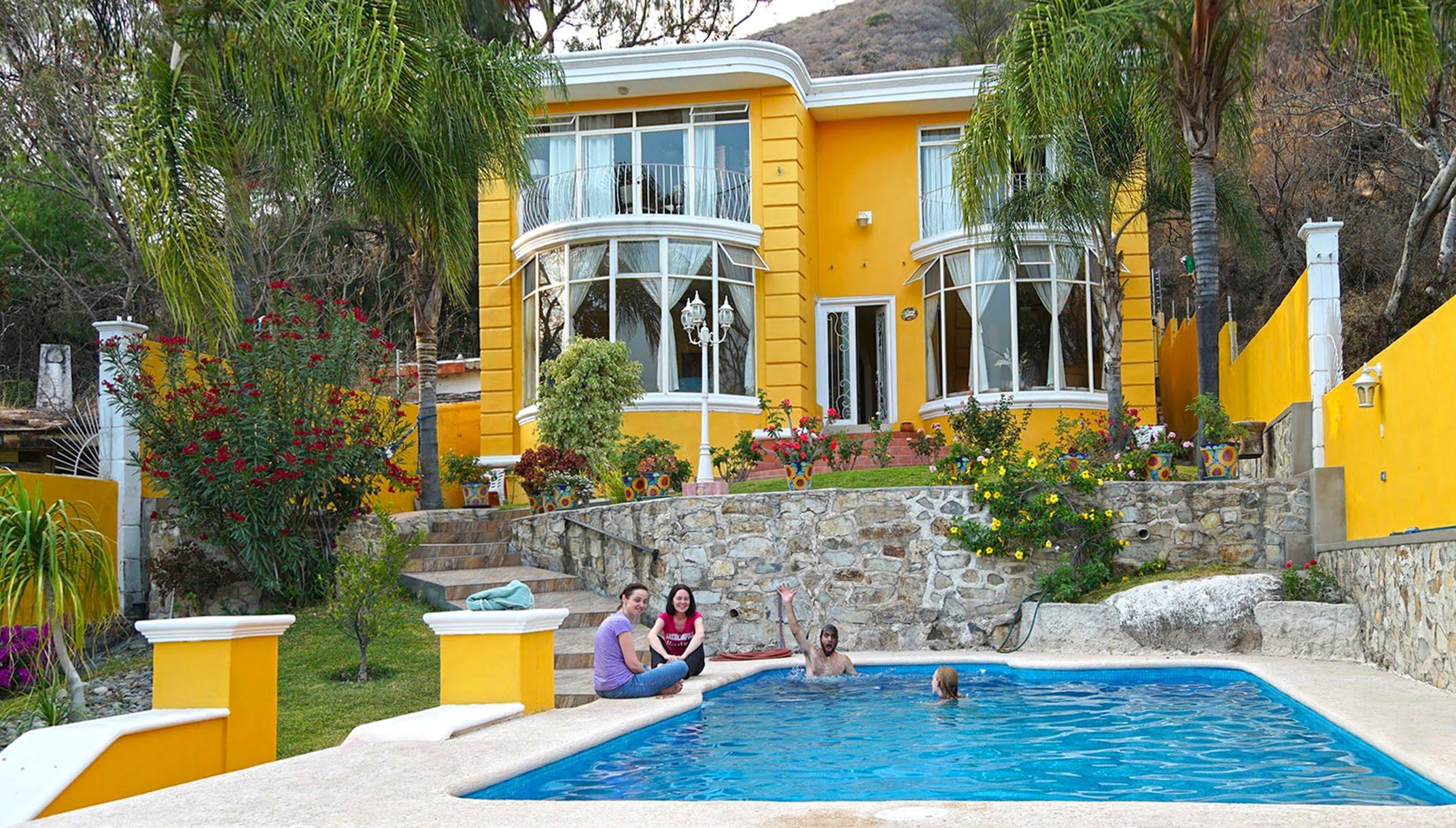 Quinta del Sol Poolside