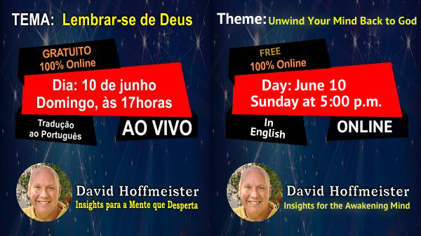 Join David!