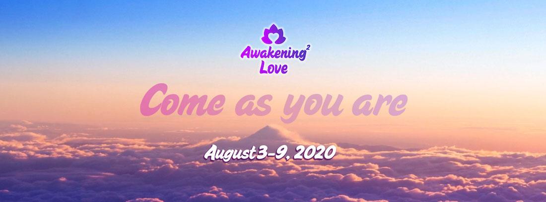 Awakening 2 Love Enlightenment Retreat 2020