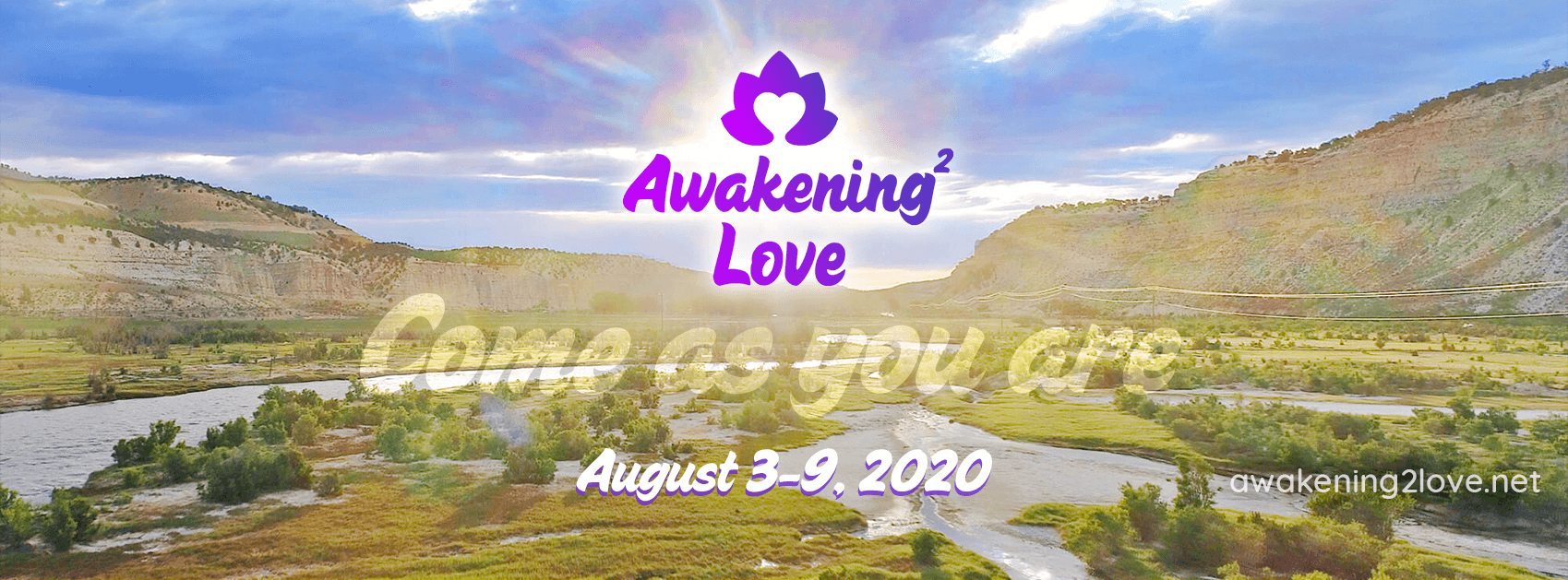 Awakening 2 Love Enlightenment Retreat 2020