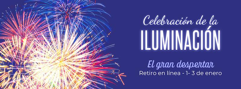 """Retiro UCDM """"Celebración de la Iluminación"""""""