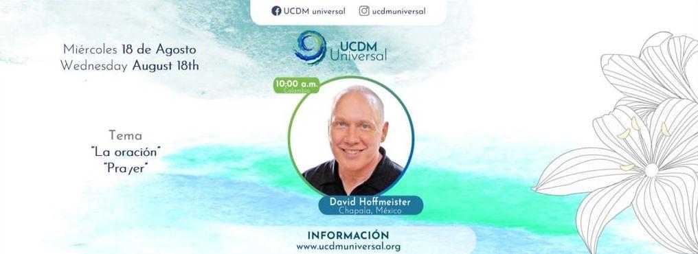 Encuentro con David Hoffmeister y UCDM Universal