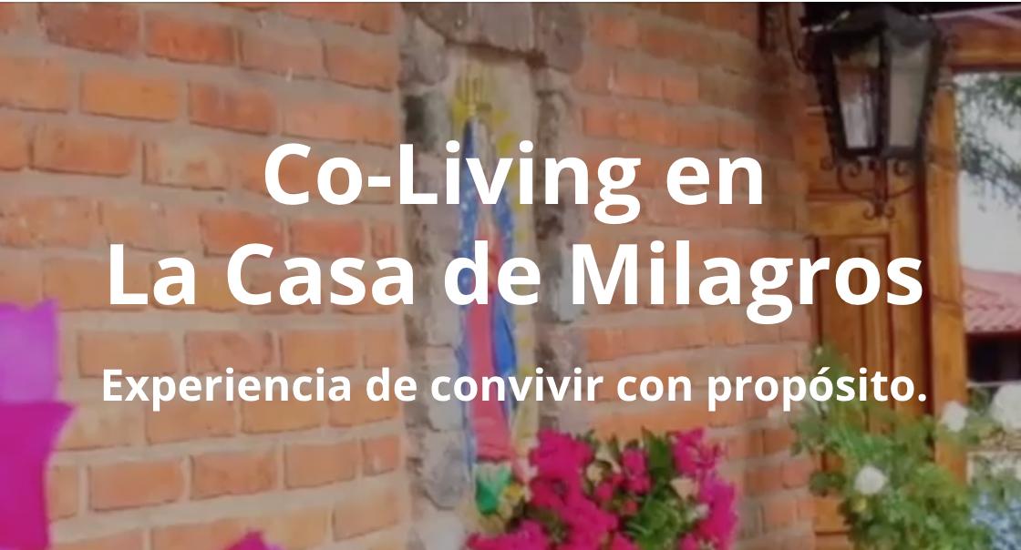 Co-living La Casa de Milagros