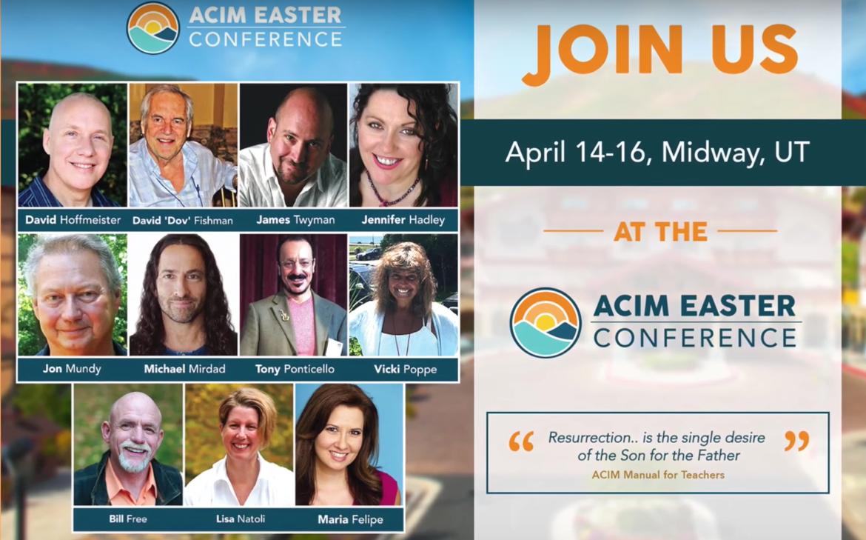 ACIM Easter Conference 2017