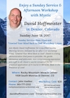 David Hoffmeister Colorado flyer