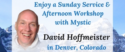 David Hoffmeister in Denver Colorado