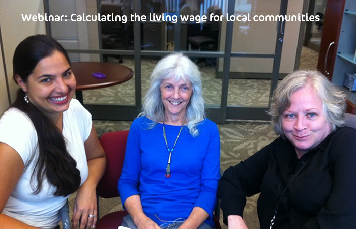 Webinar: Calculating the living wage for local communities