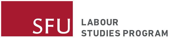 SFU labour studies program