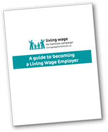A Guide to Becoming a Living Wage Employer