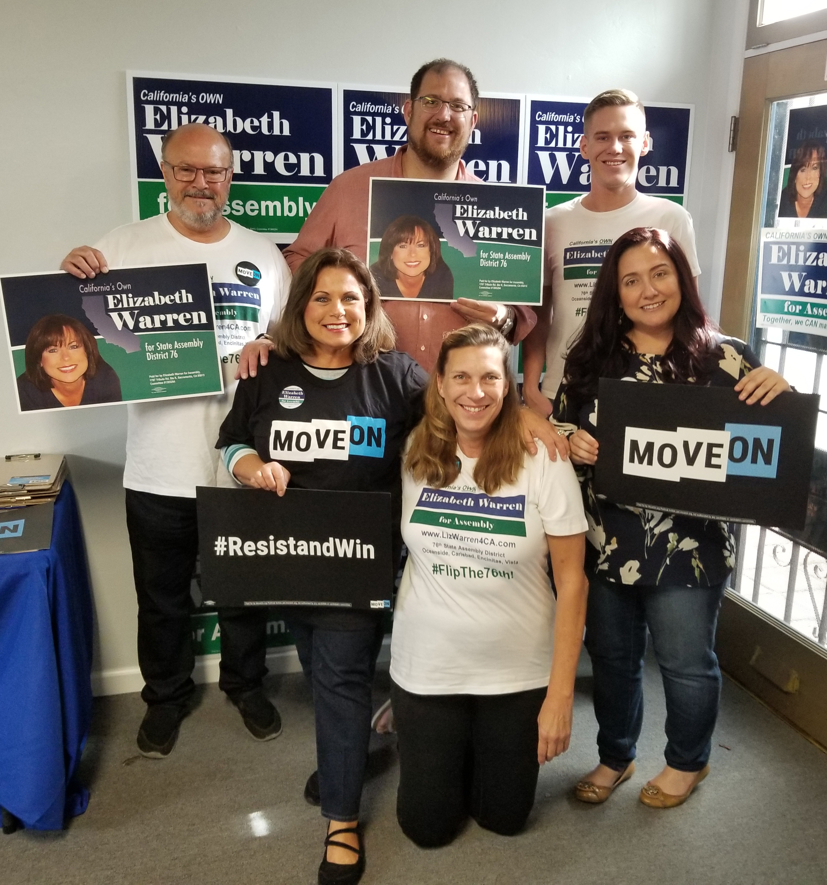 MoveOn and Team Warren