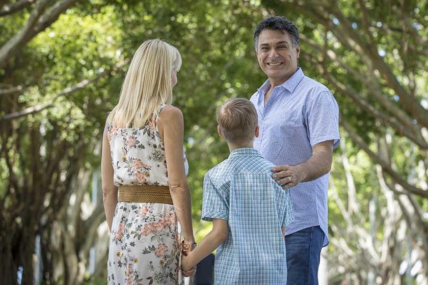 Sam Marino Family