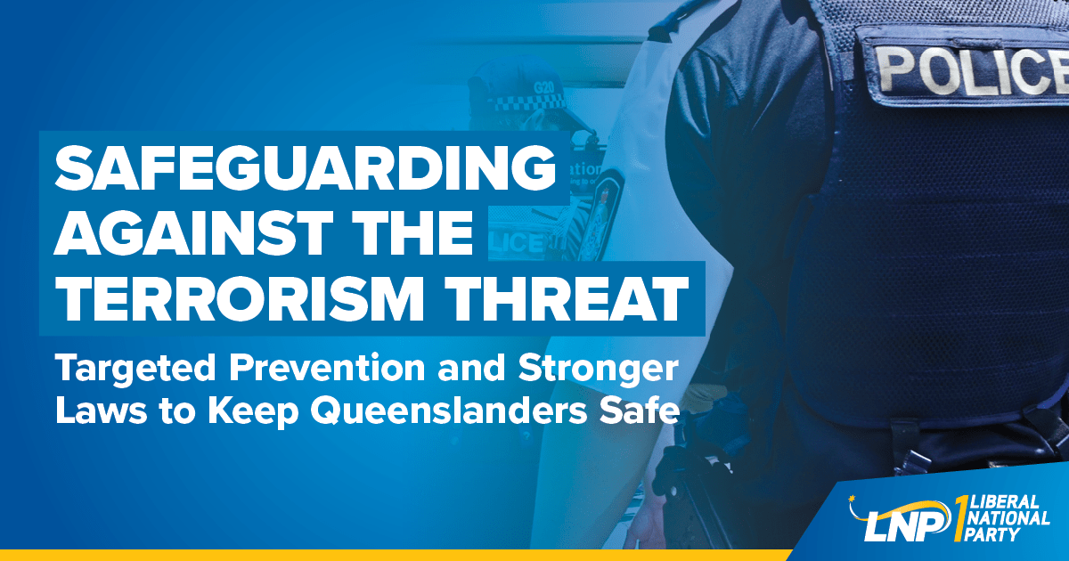 Safeguarding Against the Terrorism Threat Shareable