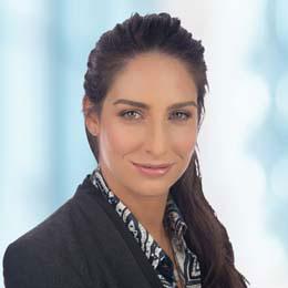 Gloria Vicario Headshot