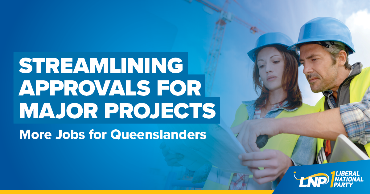 Streamlining Approvals for Major Projects Shareable