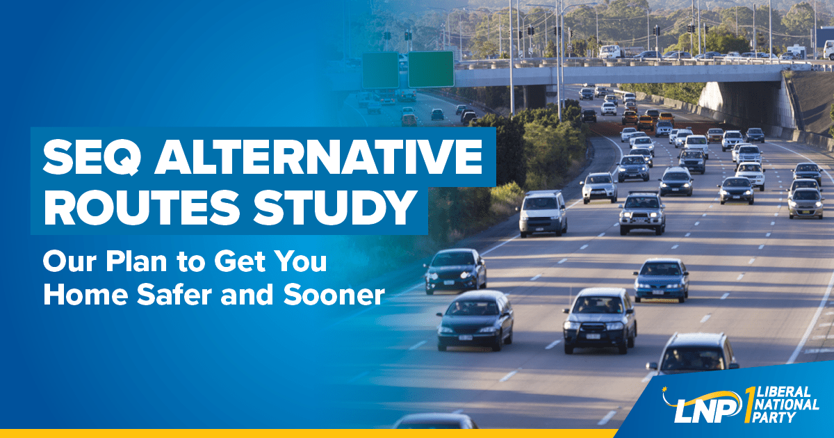 SEQ Alternative Routes Study Shareable