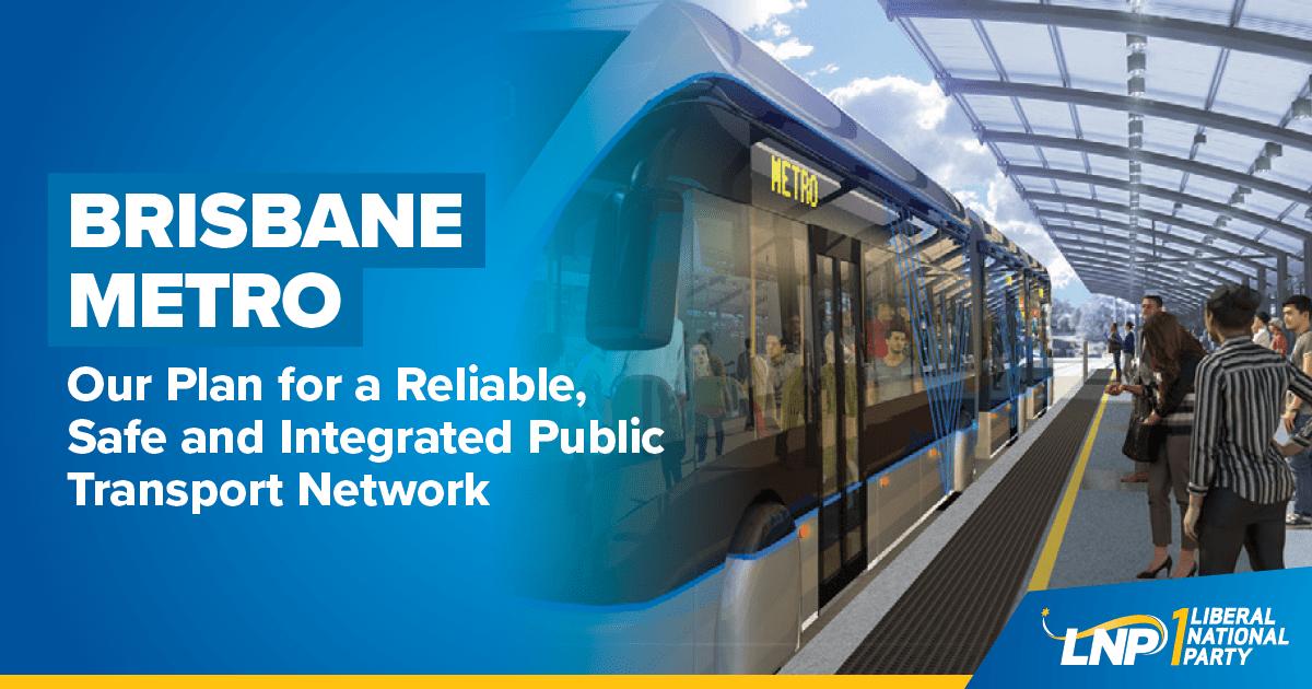 Brisbane Metro Shareable