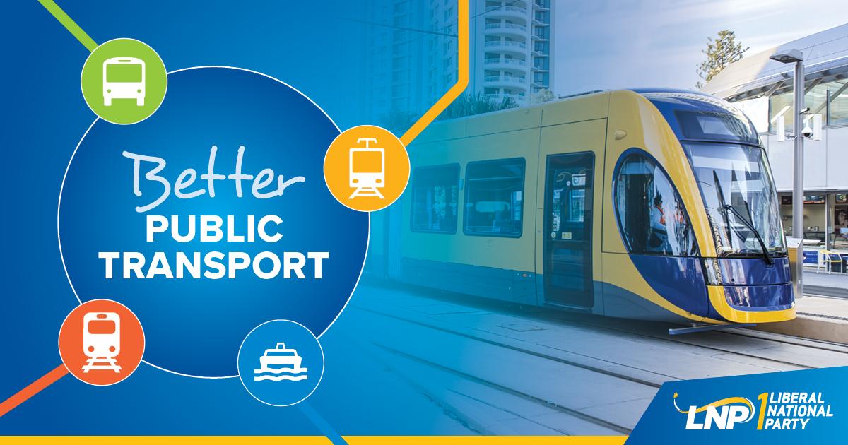 Better Public Transport Shareable