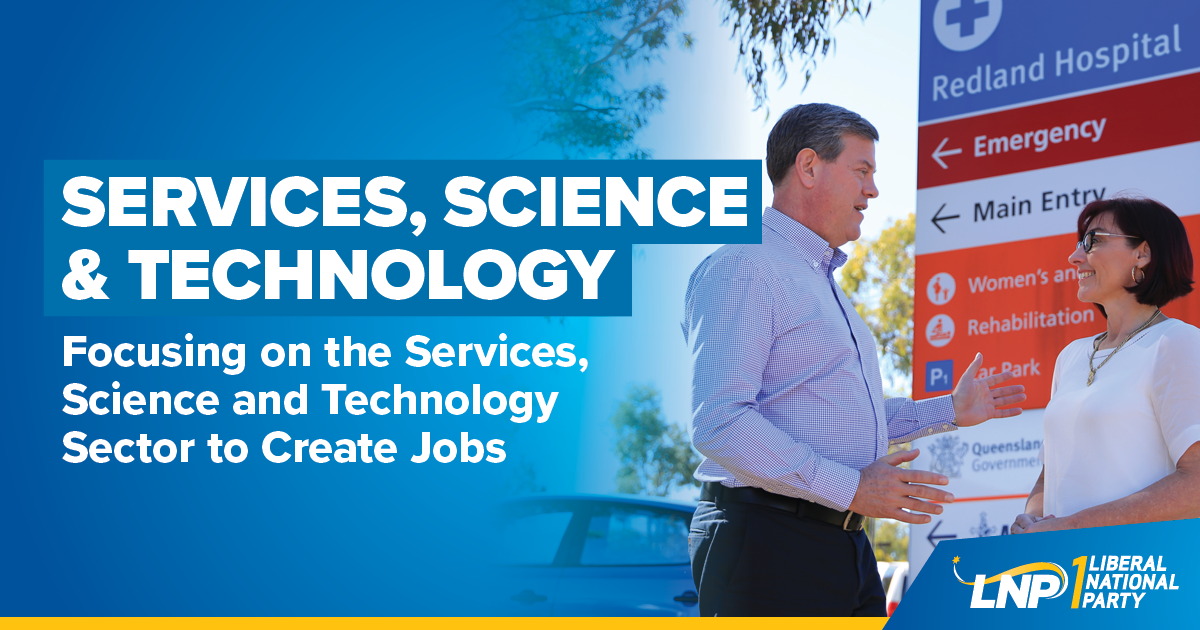 Services, Science and Technology Shareable
