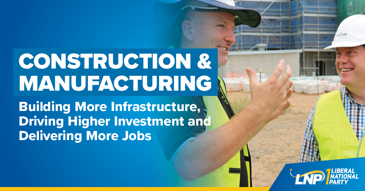 Construction & Manufacturing Shareable