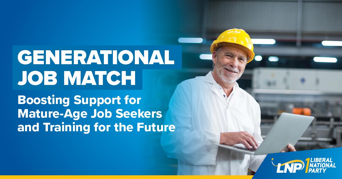 Generational Job Match Shareable