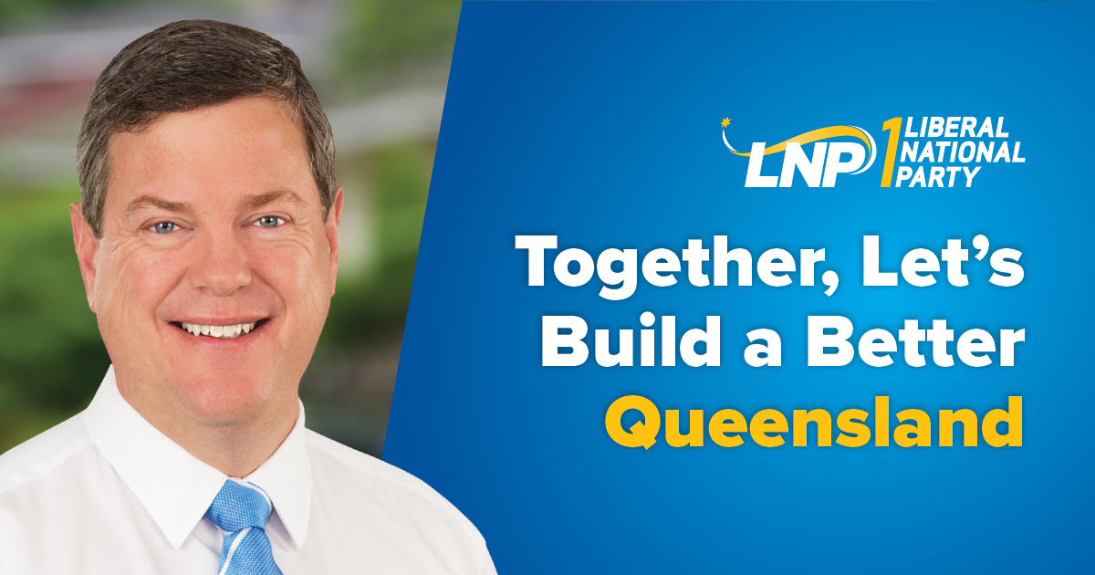 LNP will Build a Better Darling Downs Image