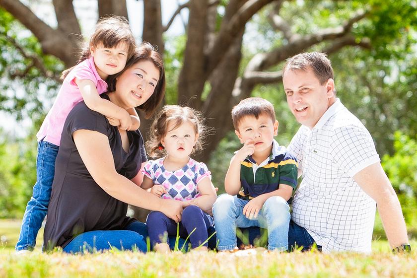 Mark Family