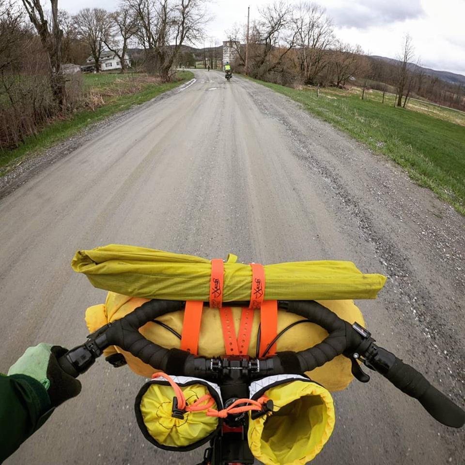 Bike packing with Greg Maino