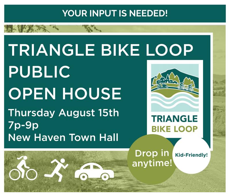Triangle Bike Loop Flyer