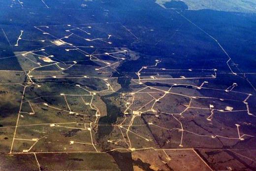 Tara gasfields