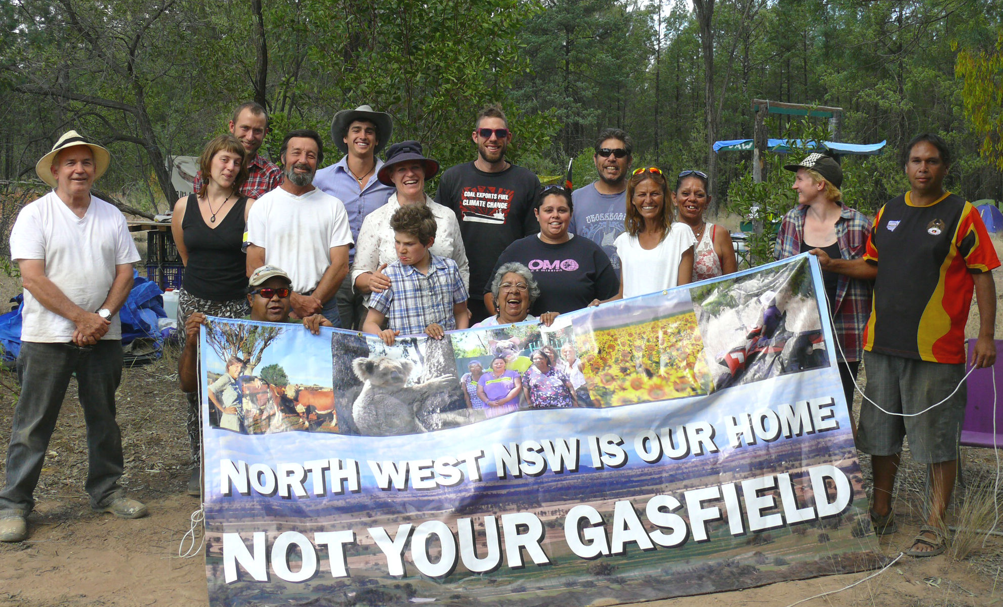 lock the age alliance, pilliga forest, coal seam gas risks, coal mining australia