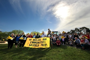 lock the gate, gasfield free, fracking australia, coal mines, coal seam gas