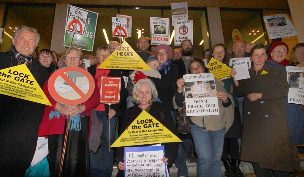 local council australia, coal seam gas, fracking,