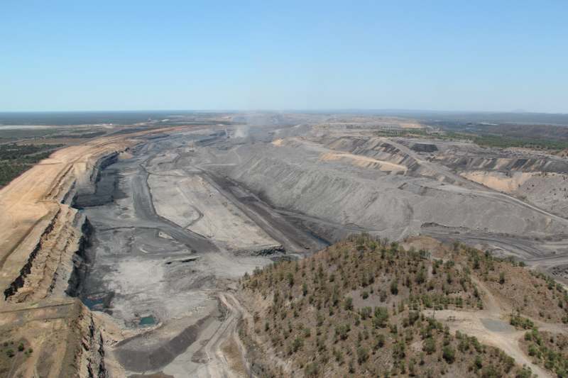 what is coal, coal mining in Australia.