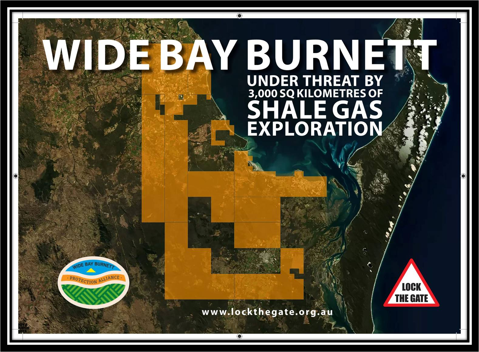 gas fracking, queensland, wide bay burnett, fraser island,